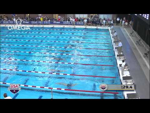 Men's 100m Butterfly C Final - 2012 Columbus Grand Prix