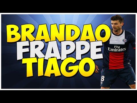 BRANDAO FRAPPE THIAGO MOTTA