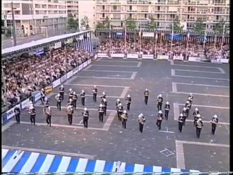 Taptoe Heerlen 1999.  The Hellenic Navy Band (2)
