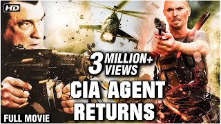C.I.A Agent Returns Full Hindi Movie | Super Hit Hollywood Movie In Hindi | Luke Goss | Action Movie