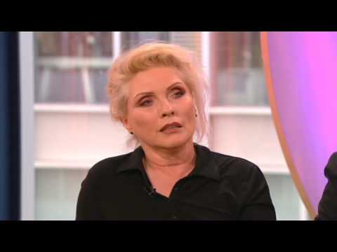 Blondie Debbie Harry BBC The One Show 2013