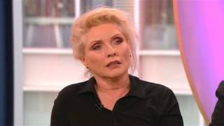 Blondie Debbie Harry BBC The One Show 2013