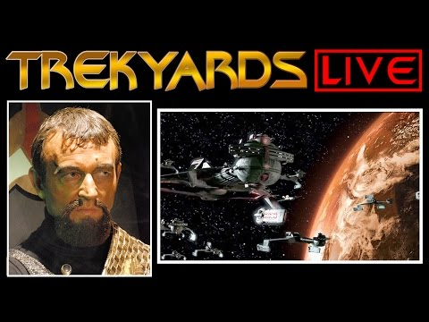 Trekyards Live - John Carrigan Interview (Phase 2/Renegades/Of Gods and Men)