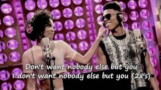 "Sierra McClain - ""Nobody Else But You"" ft. Yazz The Greatest w/ lyrics"