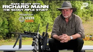 Panteao Make Ready with Richard Mann: The Scout Rifle Study (Trailer)