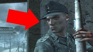 The Secrets of the German Sniper on World at War