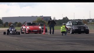 "Hannover Hardcore RS4 Limo beim Scc500 ""Rolling 50"" filmed by Gumbal 2015"