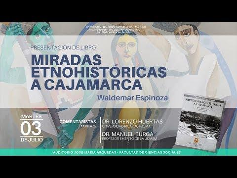 Presentación de libro | MIRADAS ETNOGRÁFICAS A CAJAMARCA