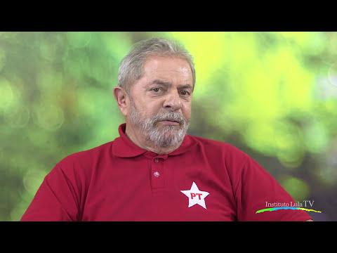 Mensagem de Lula sobre as eleições de 2014