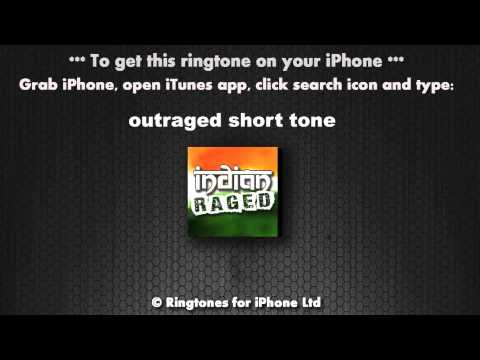 Indian Outraged Short Message Alert Tone video