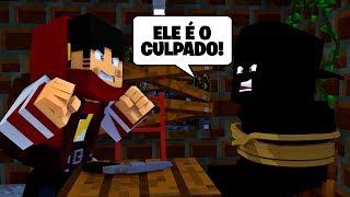 Minecraft: FALAMOS COM HOMEM PRETO - ZUMBI Ep.11 ‹ EduKof Games ›