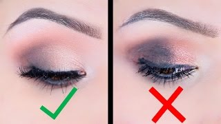 Eyeshadow Tutorial | Eyeshadow Dos & Donts