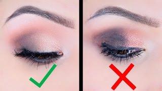 Eyeshadow Tutorial   Eyeshadow Dos & Donts