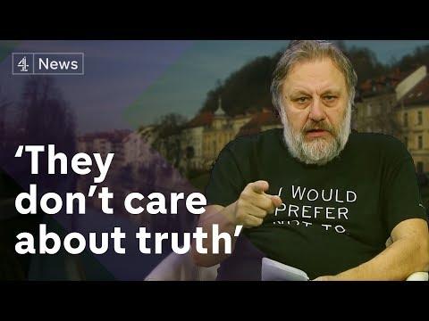 Slavoj Zizek on Trump, Brexit and fake news