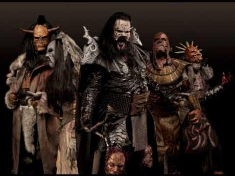 Lordi, la mejor banda de rock pesado.