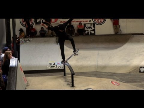 AXEL CRUYSBERGHS - DAMN AM COSTA MESA 2013 - FINALS -