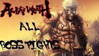 Asura's Wrath All Bosses