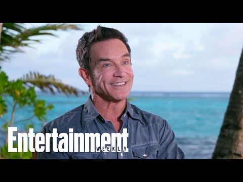 39Survivor Winners At War39 - Jeff Probst On The Marooning  Entertainment Weekly