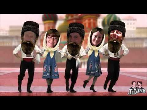 Russian ICE Movie