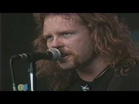 Metallica Of Wolf & Man Live 1993 Basel...