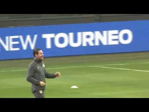Diego Simeone nach Supercopa-Ausraster: