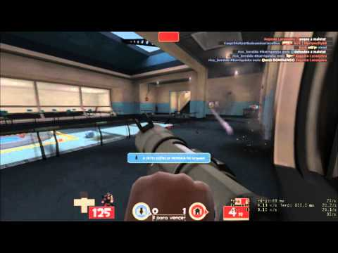 Rumo Ao pro #1 – Team fortress 2 – Com o Bonde do HU3