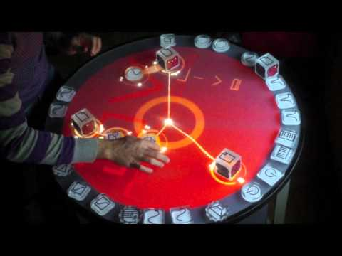Urano - JV Reactable live