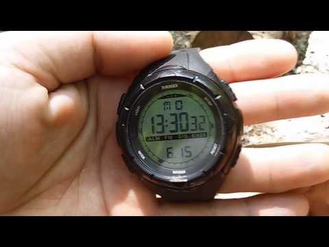 Обзор+опыт использования: Часы SKMEI 1025