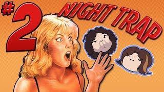 Night Trap: Super Secret Ending - PART 2 - Game Grumps