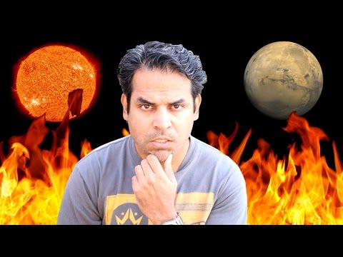 Sun and Mars conjunction in Astrology