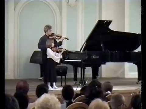 Телеман, Георг Филипп - Концерт для скрипки, струнных и b.c. соль мажор
