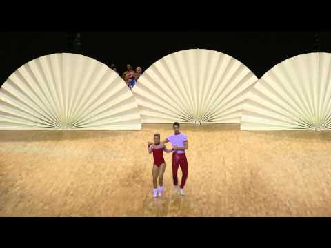 Panna Révész & Dániel Bánhidi - World Cup Lommel 2012