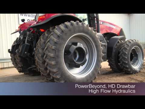 Case IH Magnum MX340 - 681 hrs, Frt & Cab Susp, Creeper For Sale