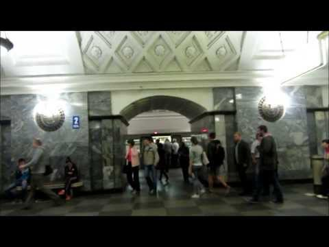 Moscow Metro (Moscow, Russia)