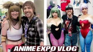 MY OWN LILY AND GOT SUCC'ED - Anime Expo 2018 Vlog