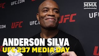 Anderson Silva: Israel Adesanya 'Needs To Respect' Jon Jones - MMA Fighting