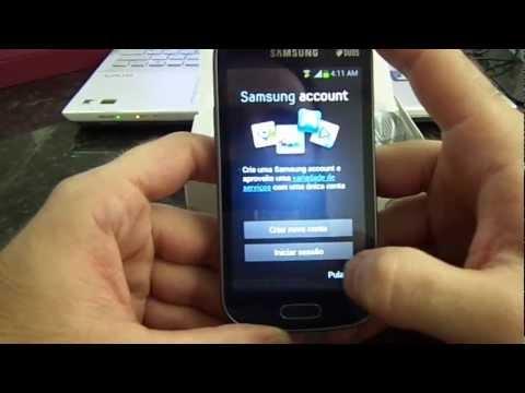 Review Samsung Galaxy S DuoS S7562 PRETO - Brasileiro - Português - DouGShoP