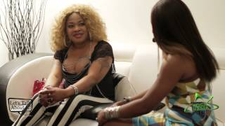 AfroCandy on RockNaija TV (Part 1)