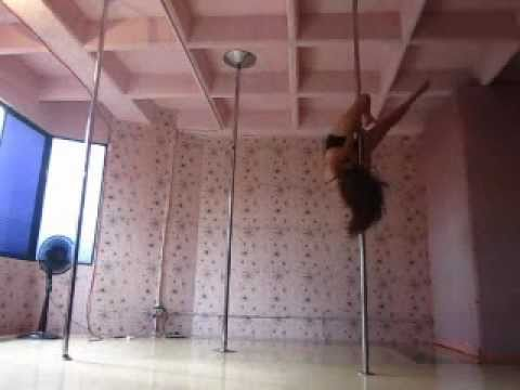 Preseleccin Miss Pole Dance Medellin 2011 Kate ( AMATEUR )