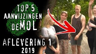 DE MOL MAAKTE EEN GROTE FOUT!😱 - Wie Is De Mol 2019 Aflevering 1 WIDM