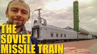 RT-23: The Thankfully Disused Soviet Nuclear Missile Train of Apocalyptic Doom