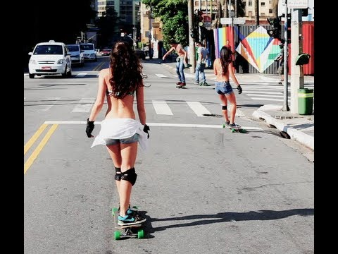 Find a Way - The band The Trip - Brazil skateboarding