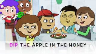 Rosh Hashanah for Kids: Dip the Apple