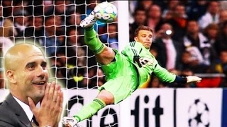 Epic and Heroic Goalkeeper Saves in Football