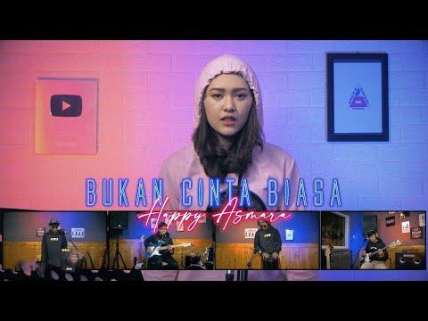 Happy Asmara - Cintaku Bukan Diatas Kertas - Bukan Cinta Biasa (Official Music Video ANEKA SAFARI)