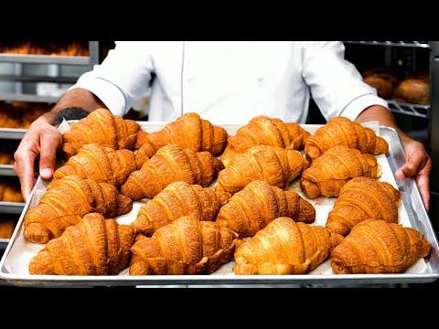Как делают круассаны, маффины, кексы, печенье ? Кондитерский цех  II часть. Как это работает?
