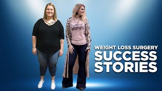 Weight Loss Surgery Patient Testimonials, Before and After pictures and success stories.
