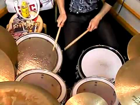 K-ON GO! GO! MANIAC! [Drum Cover]