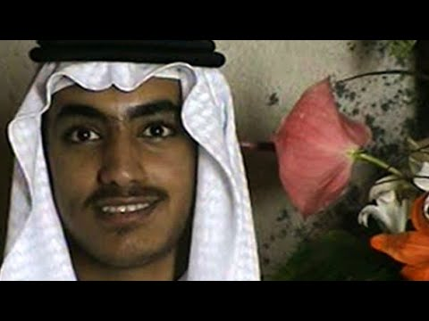 Never-before-seen footage of Osama bin Laden's son released by CIA