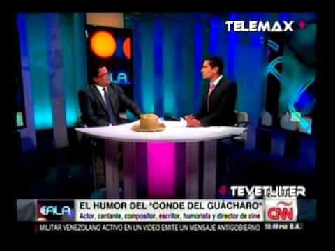 EL CONDE DEL GUACHARO CON CALA